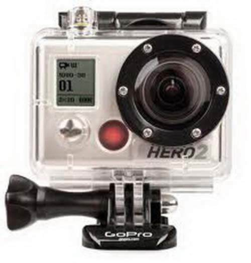 Gopro hero 2 POV camera