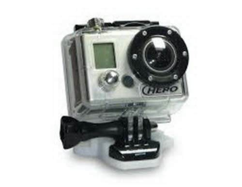 GoPro Hero 2 High definition Point of View (POV) camera