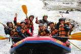 School rafting tour