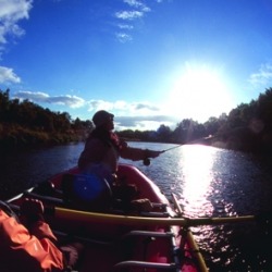 Niseko Raft Fishing Tour