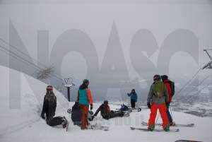 NOASC Iwanai CAT Skiing Tours