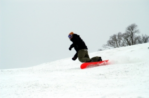 NOASC Niseko Snowboard School Lesson Level 6