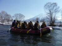 Private Winter Rafting Tours