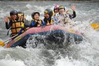 Niseko Rafting Tour from Kiroro
