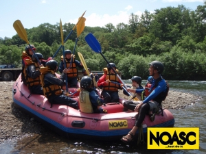Niseko Rafting Fun