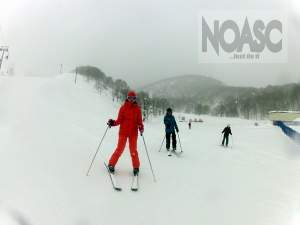 NOASC Private Ski Lesson