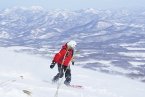 NOASC Niseko Snowboard Lesson level 7