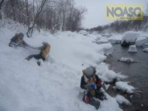 NOASC Winter Rafting