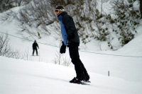 NOASC Niseko Snowboard Lesson Level 4