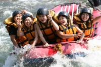 White water Fun with NOASC Rafting